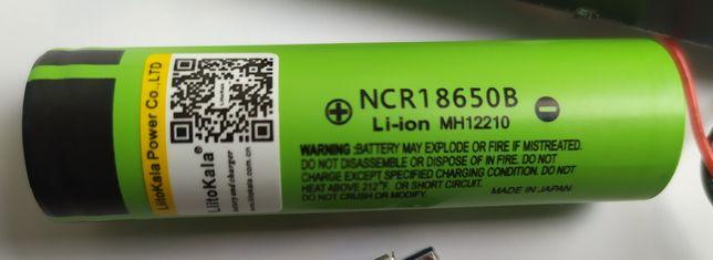 Акумулятори LiitoKala 18650 для ліхтаря та інших пристроїв