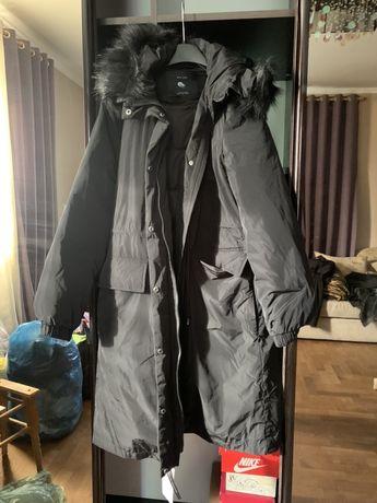 Куртка Zara зимняя новая