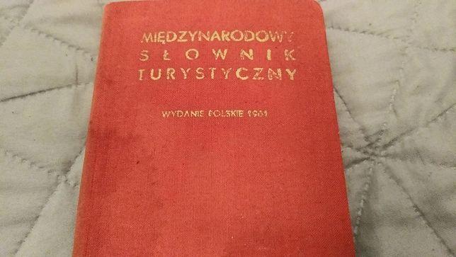 Międzynarodowy słownik turystyczny