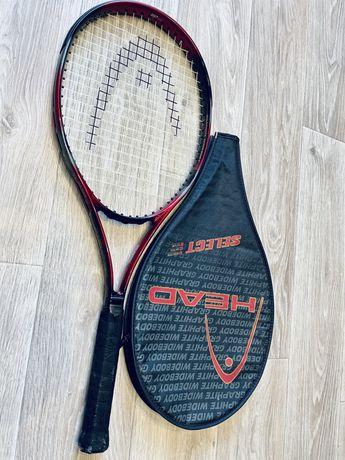Теннисная ракетка фирмы HEAD