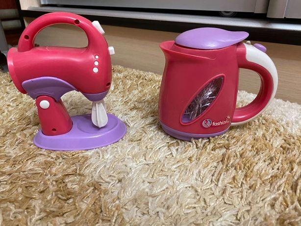 Чайник со звуковым ефектом, детский