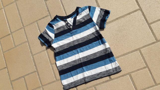 Elegancka bluzka r. 116 C&A