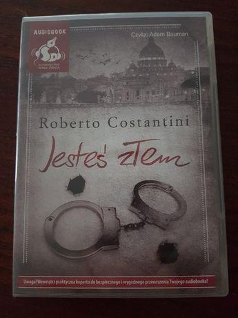 "Audiobook ""Jesteś złem"" Roberto Constantini"