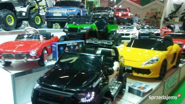 JAREX Quad Duży wybór Auto samochód pojazd na akumulator