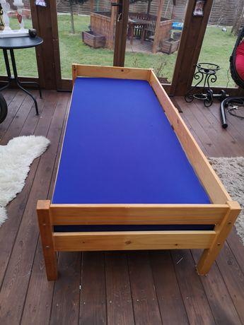 Łóżko drewniane 80x200