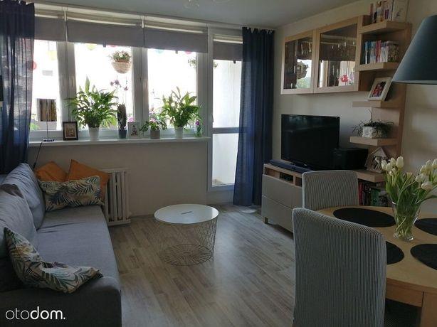 Słoneczne mieszkanie w świetnej lokalizacji, 3 pok