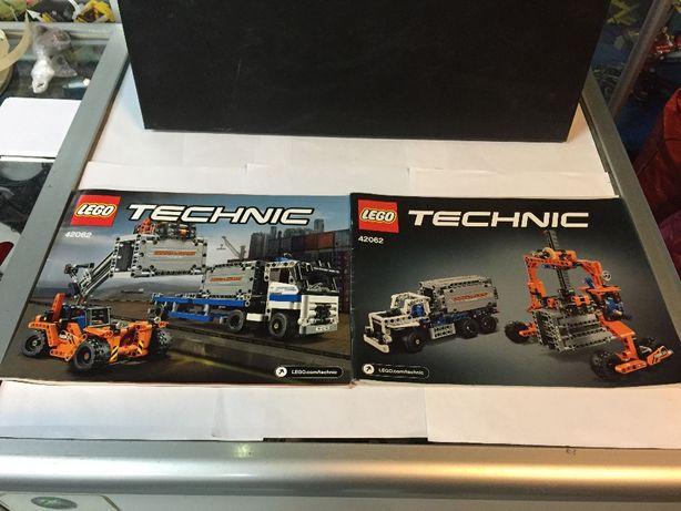 Lego Technic Instrukcja 42062