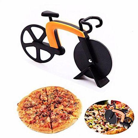 Нож велосипед для пиццы