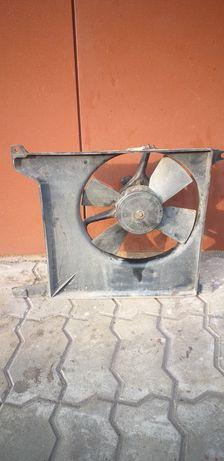 Вентилятор охлаждения опель вектра а