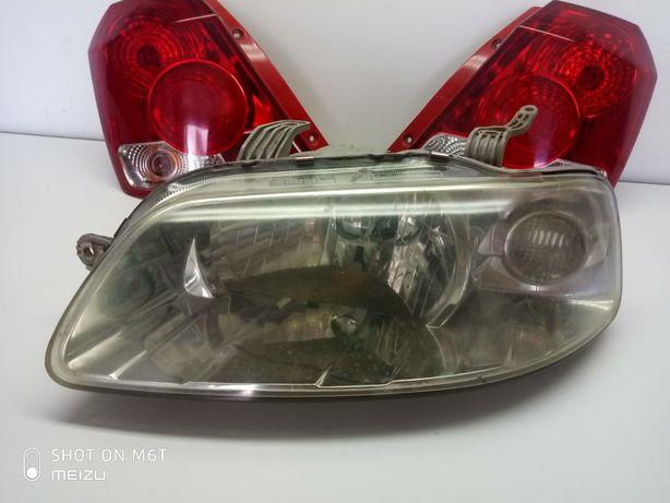 Chevrolet Aveo Т200,Т250 фари, стопи, зеркало прав ,катушки зажигания.