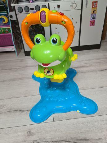 Vtech żaba skoczek interaktywny