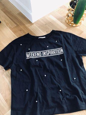 Śliczna bluzeczka marki zara