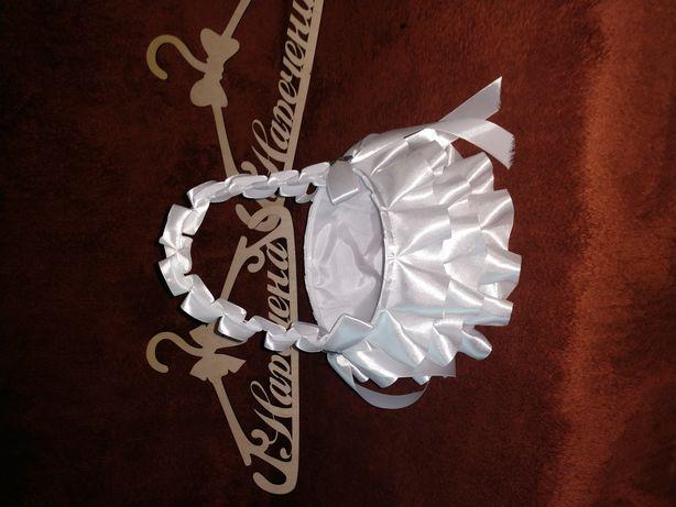весільний вішак, весільна корзина