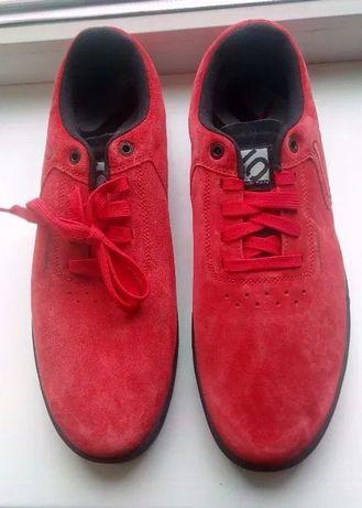 Вело туфли Adidas Five Ten Danny MacAskill SCARLET BMX из США р.48,5