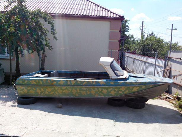 Лодка Казанка 5 М