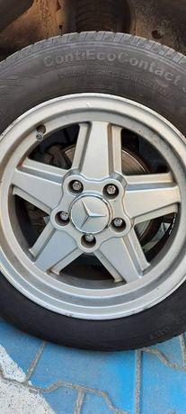 Felgi Ronal R9 Penta Mercedes w123 w124 126 w201 190
