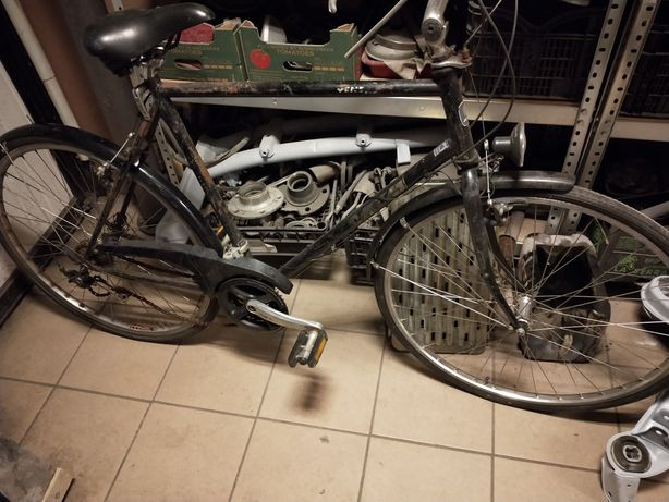 KTM Vento stary rower