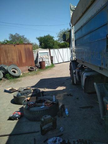 Ремонт і Допомога в Дорозі грузових авто (TIR)