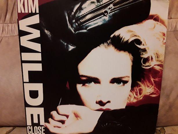 Виниловая пластинка Kim Wilde 'Close' 1988 г.