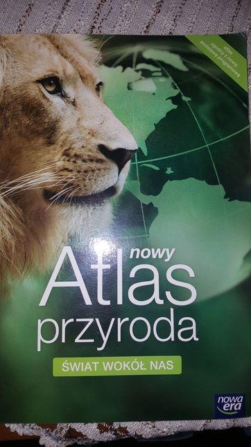Atlas przyroda świat wokół nas.
