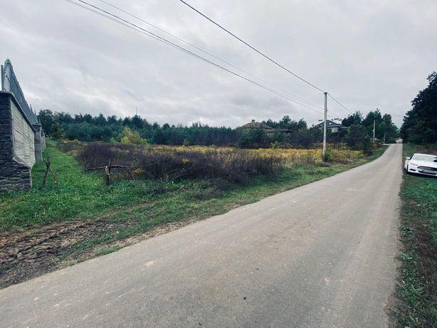 Участок Вита-Почтовая ПОД ЛЕСОМ! 15 соток ЗЕМЛИ До Киева 11 км.