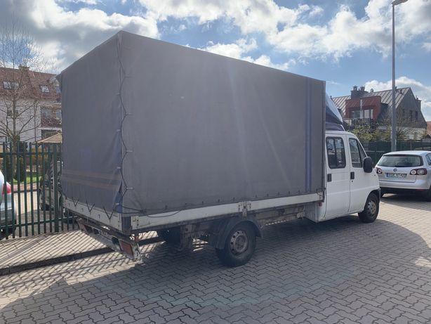 Wypożyczalnia busa / Wynajem busów dostawcze Białystok
