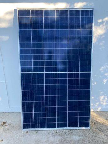 9 paineis fotovoltaicos