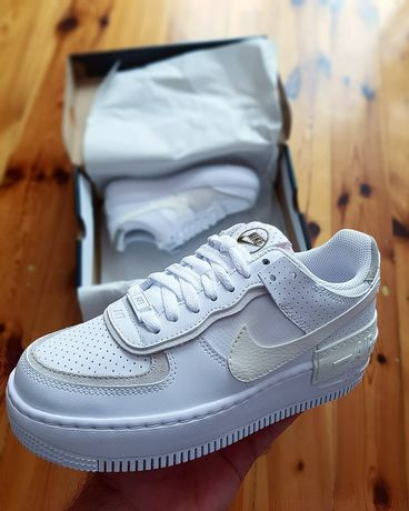 Nowe oryginalne Nike Air Force 1 Shadow 36.5eu