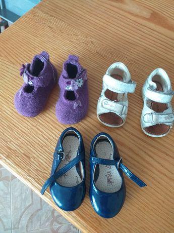 Босонижки тапочки туфли
