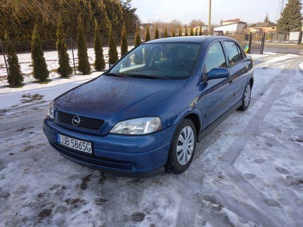 Opel Astra G 1.4 16V - Polski salon LPG