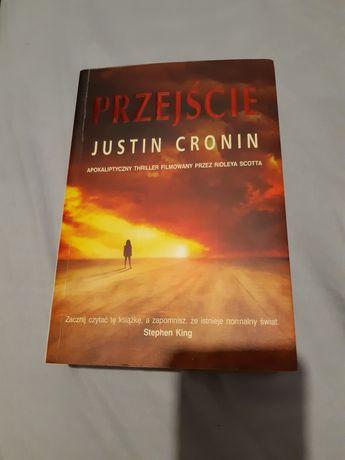 Książka - Przejście Justin Cronin