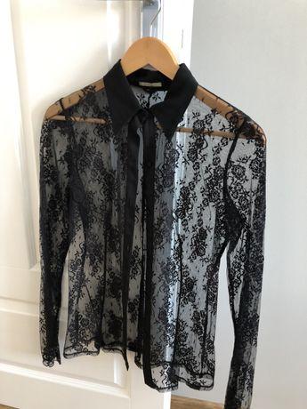 Intimissimi elegancka czarna koszula