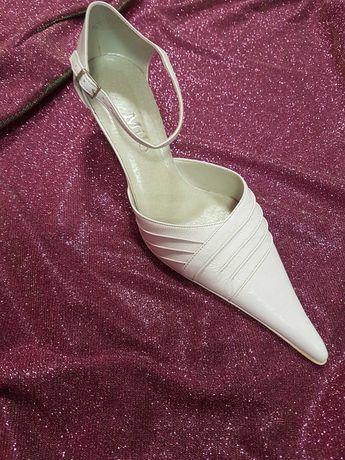 Buty ślubne 39 Nowe
