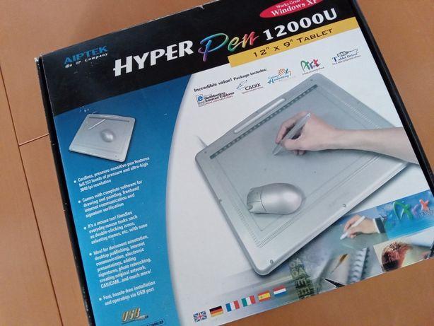 Графический планшет для рисования Aiptek Hyper Pen 12000U