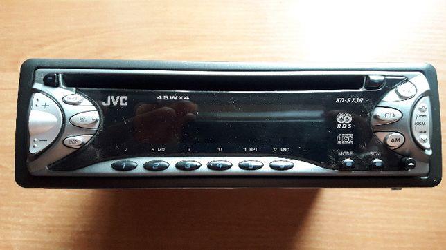 Radio JVC z MP3 100 % sprawne