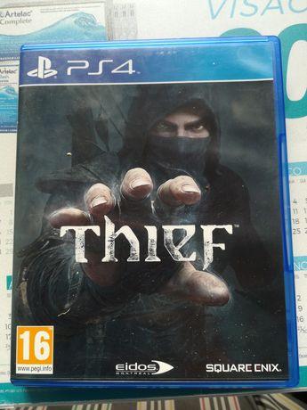 Jogo da PS4 Thief