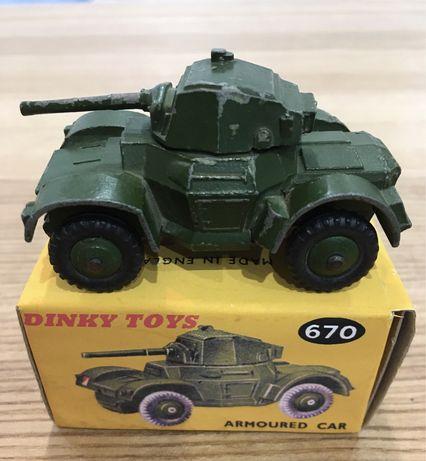 Военная техника Dinky Toys 670