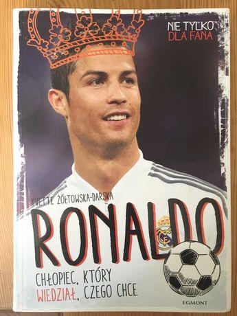 Ronaldo- chłopiec, który wiedział, czego chce