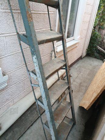 лестница хозяйственная мощная