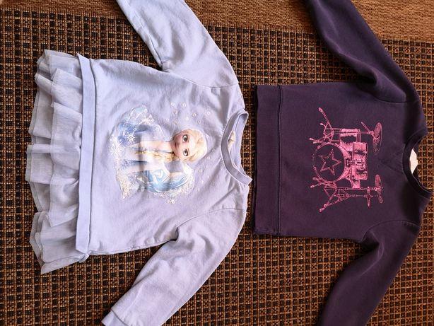 Bluza h&m 92 98 Elza Kraina Lodu