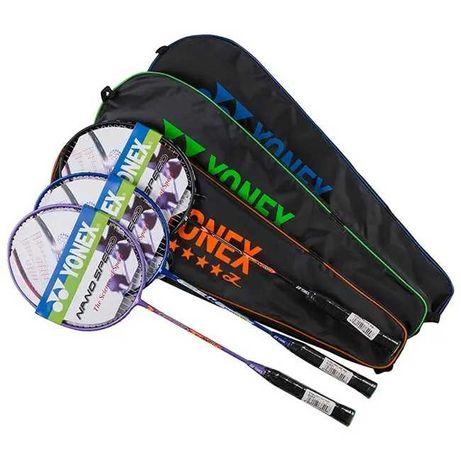 Бадминтон Yonex NanoSpeed ракетки 2шт с чехлом