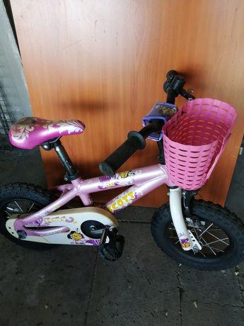 Scott contessa jr 12 rowerek markowy dla dziecka