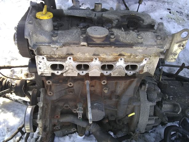 Silnik 2.0 16v F4 Renault Scenic, RX4, Laguna