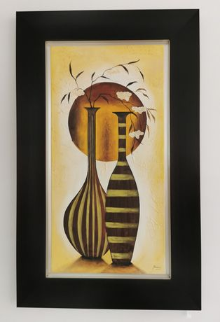 Quadro Decorativo com Pintura a óleo