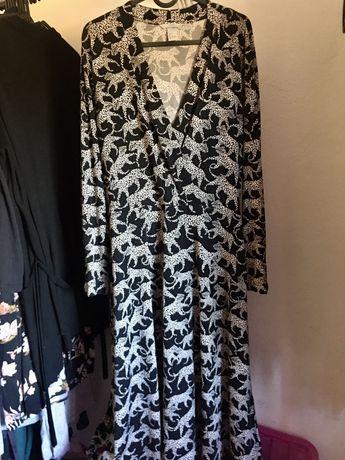 Sukienka L H&M idealna na każdą porę roku
