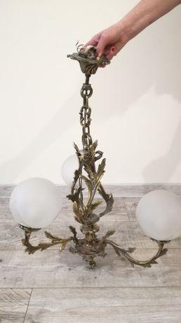 Sprzedam lampę mosiężną
