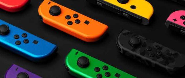 Reparação de joycon da Nintendo Switch.