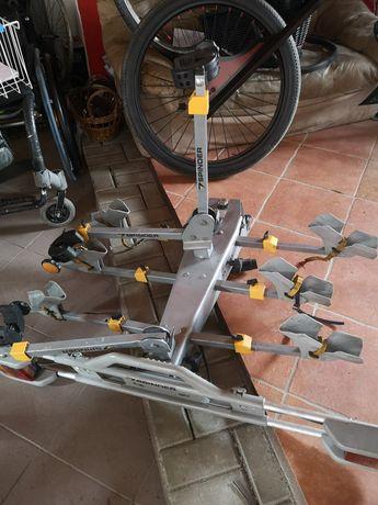 Bagażnik na hak 3 rowery spinder