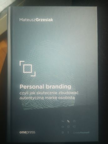 Personal branding Grzesiak
