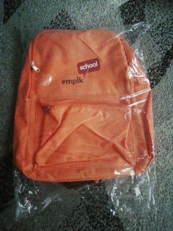 Plecak (Pomarańczowy).